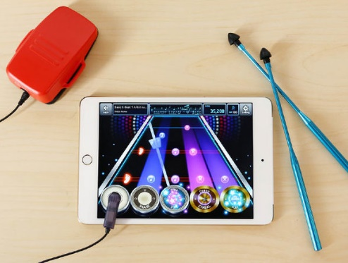 How to use your Tablet as Drum with TOUCHBEAT Smart Drum Kit| TOUCHBEAT Smart Drum Kit Reviews | How to use TOUCHBEAT Smart Drum Kit| TOUCHBEAT Smart Drum Kit benefits
