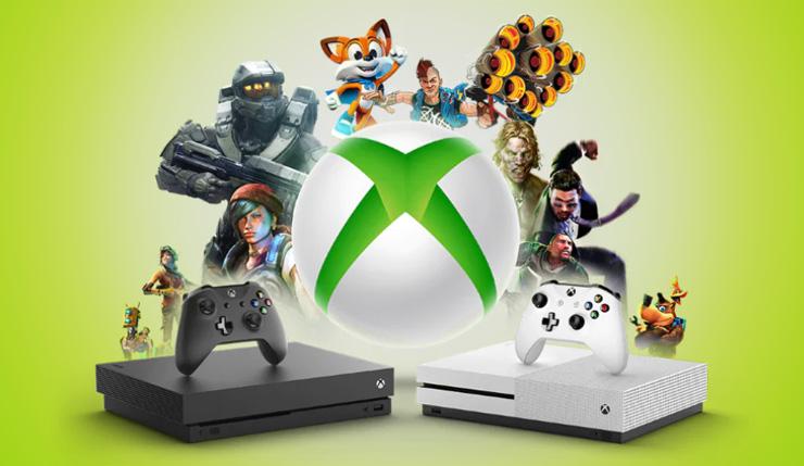Microsoft Xbox All Access Service